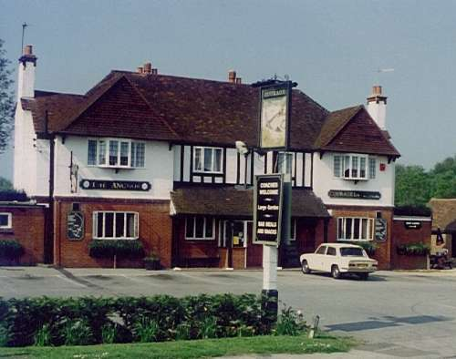 The Anchor in May 1989