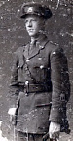 Bill in uniform