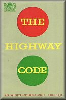 The Highway Code (1954) (click to see full book)