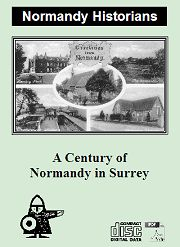A Century of Normandy in Surrey