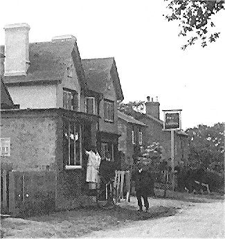 The Duke of Normandy and Willey Green Stores about 1913
