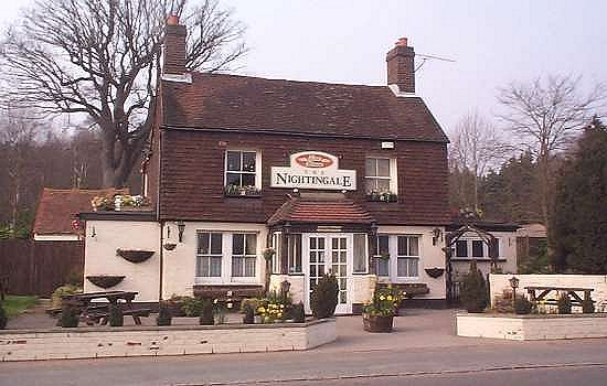 The Nightingale in 2003