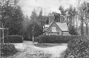 Normandy Park (Lodge) c1905