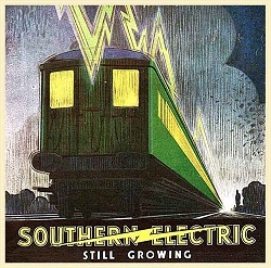 Poster for Southern Railways