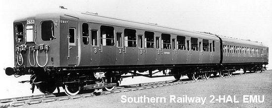 Southern Railway 2-HAL EUM