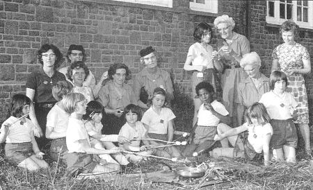 The 1st Normandy Brownie Guides