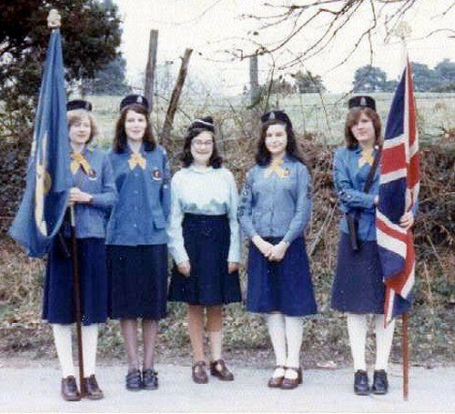 Queens Guide 1975 Standard Bearers