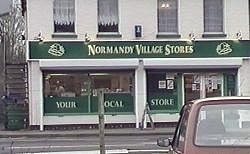 Normandy Stores, about 1999
