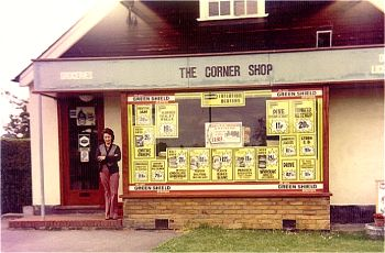 The Corner Shop with June Davey