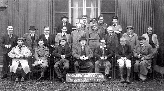Normandy and Wanborough District Social Club