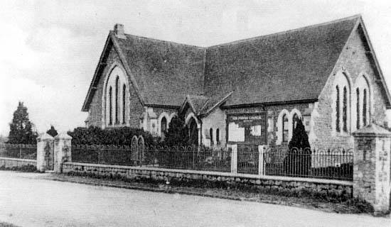 Wesleyan Methodist Chapel at Normandy