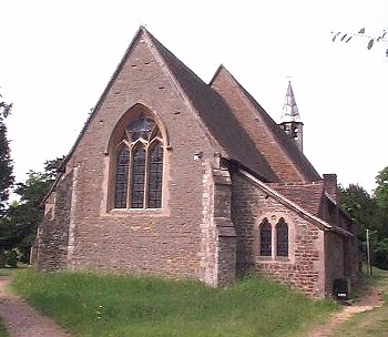 St. Mark's Church, Wyke from the East