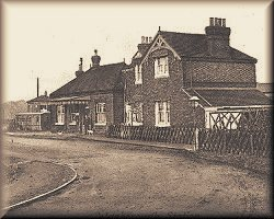 Wanborough Station
