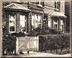 E. Cranstone's Shop at Parkview Cottage c1906